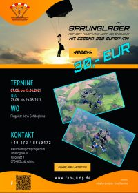 flyer sprungwoche a4